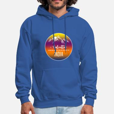 India Calcutta India - Men's Hoodie