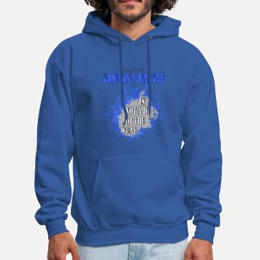 Disease Addison's Disease awareness - Men's Hoodie