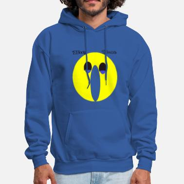 funny t-shirts big nose - Men's Hoodie