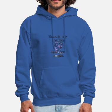 One rule - Don't get caught - Men's Hoodie