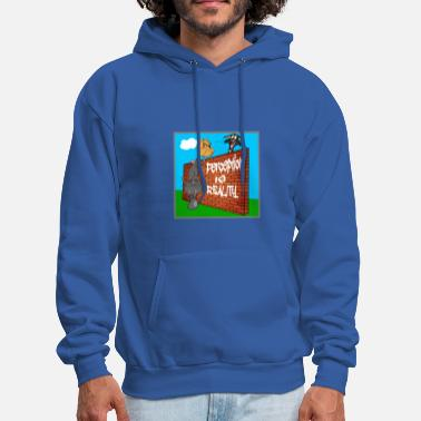 Perception Perception is Reality - Men's Hoodie