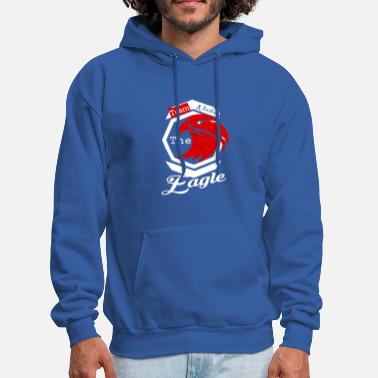 Team khabib the eagle - Men's Hoodie