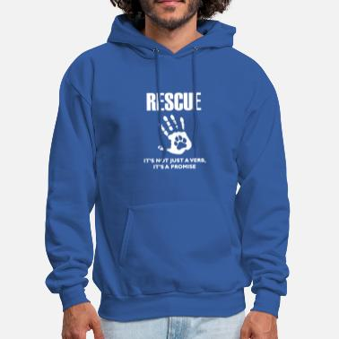 Rescue Dog Rescue Dog - Men's Hoodie