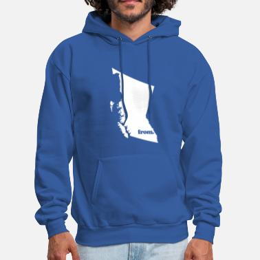 from british Columbia - Men's Hoodie