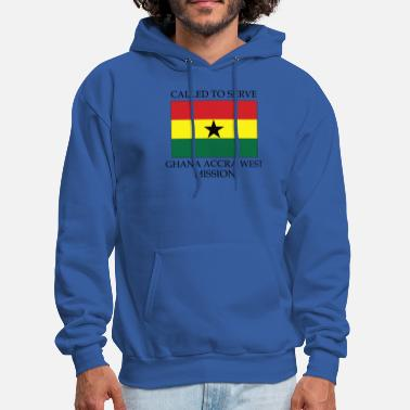 Accra Ghana Accra West LDS Mission Called to Serve - Men's Hoodie