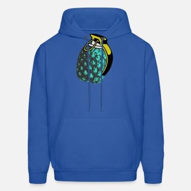 Pineapple grenade pop art contrast nade Men's Premium T