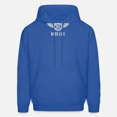 903cb9a1f Marvelous Boss Life Bentley Wings XQ342 Best Trend Unisex Fleece Zip ...