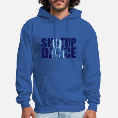 Music shut up and dance - Men's Hoodie