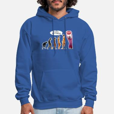 Democrat Devolution - Men's Hoodie