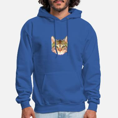 Favourite Cat Favourite human cat Cat Love - Men's Hoodie