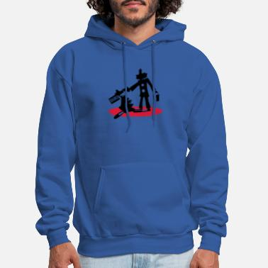 Killer Clown Killer Clown - Men's Hoodie