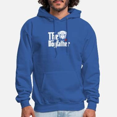 The Dogfather - Men's Hoodie