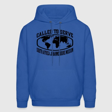 South Africa Johannesburg Mission - LDS Mission CT - Men's Hoodie