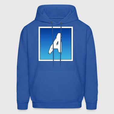 The Letter A - Men's Hoodie