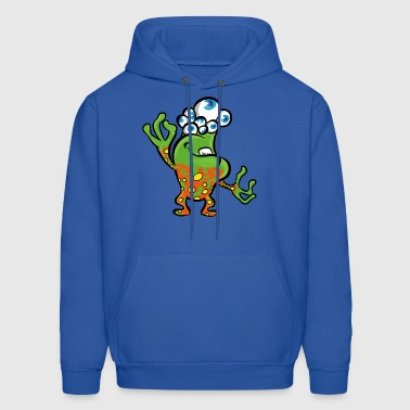 monster - Men's Hoodie