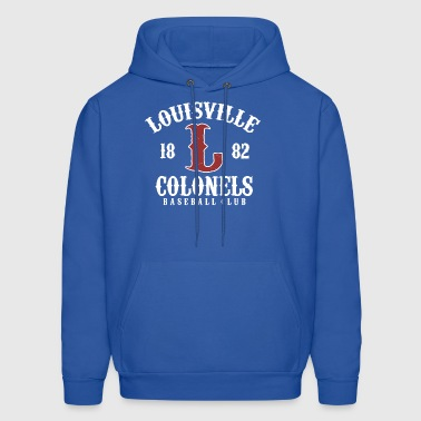 LOUISVILLE COLONELS BASEBALL CLUB - Men's Hoodie