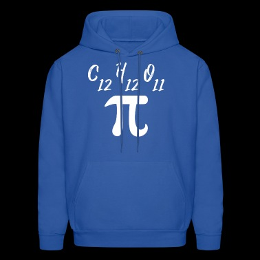 Happy Pi Day Formula - Men's Hoodie