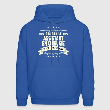 Assistant in Surgery Original - Men's Hoodie