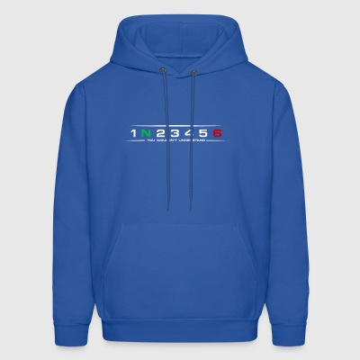 1N23456 You wouldnt understand - Men's Hoodie