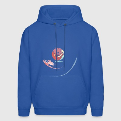 paint no box - Men's Hoodie