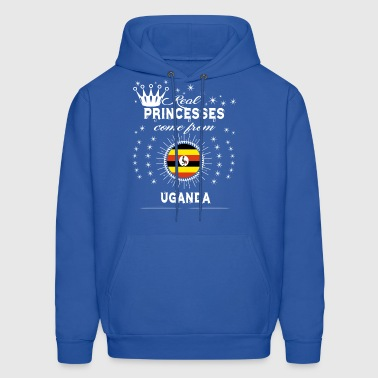 queen love princesses UGANDA - Men's Hoodie