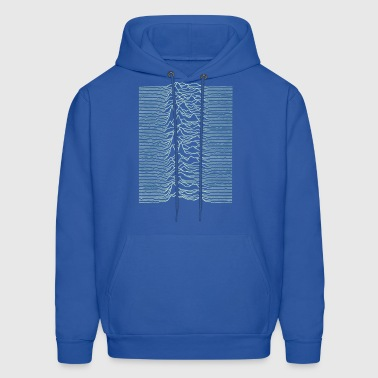 Unknown Happiness T shirt - Men's Hoodie