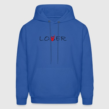 It Loser Lover T Shirt - Men's Hoodie