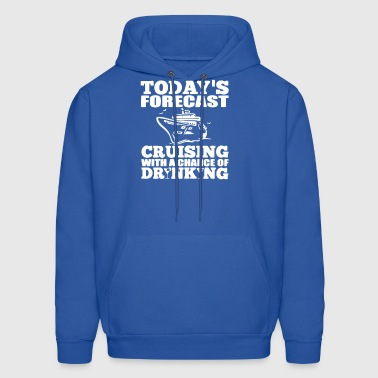 New Design Forecast Cruising Best Seller - Men's Hoodie
