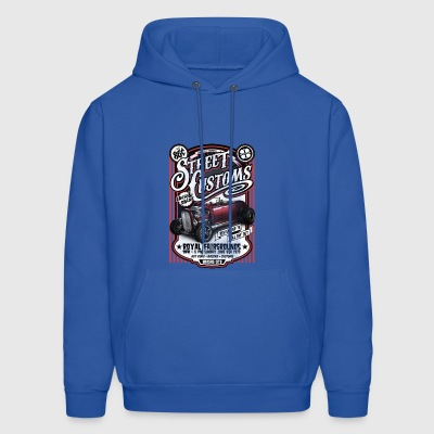 street Shirt Designs - Men's Hoodie