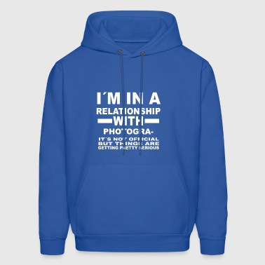 relationship with PHOTOGRAPHY - Men's Hoodie