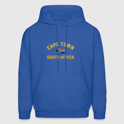 Cape Town South Africa tshirt - Men's Hoodie