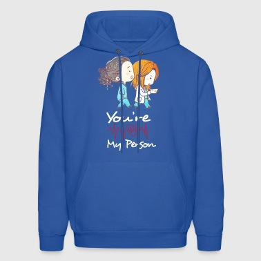 YOU ARE MY PERSON - Men's Hoodie