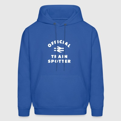 Official Trainspotter - Men's Hoodie