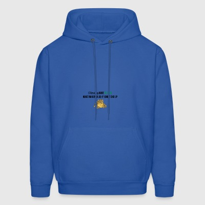 No idea what I will gonna do - Men's Hoodie