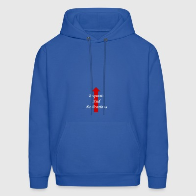 requests and dedications - Men's Hoodie