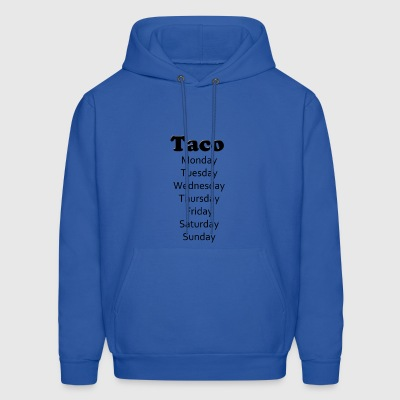 taco tuesday - Men's Hoodie