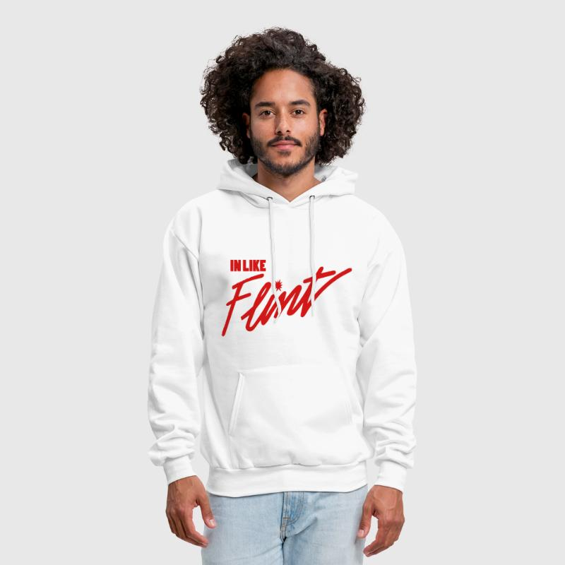In Like Flint - Men's Hoodie