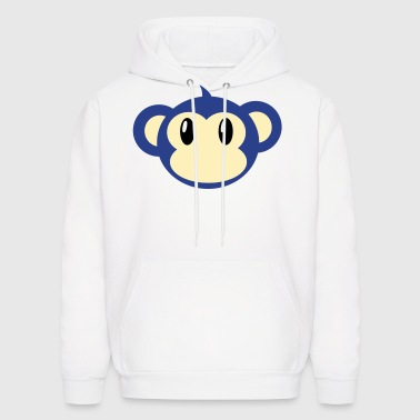 Cute monkey design - Men's Hoodie