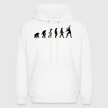 The Evolution of Squash - Men's Hoodie