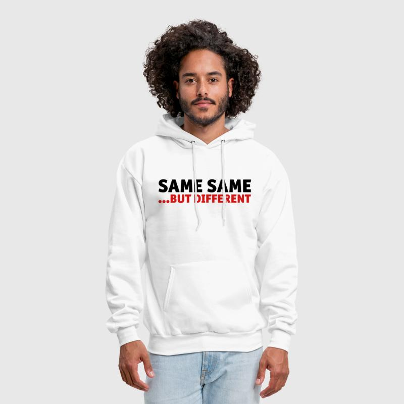 Same same, but different - Men's Hoodie