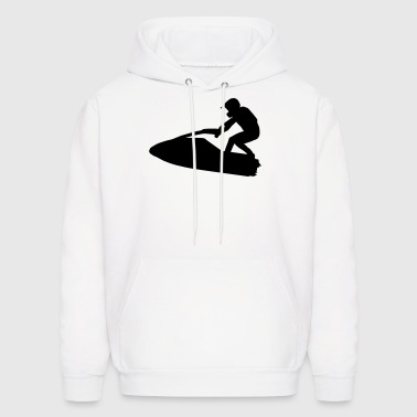 Jetski  -  Jet-ski - Boatercycle - Water scooter - Men's Hoodie