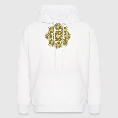 Peyote Cactus, Mexico, Native Americans, Huichol - Men's Hoodie