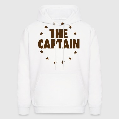 THE CAPTAIN™ - Men's Hoodie
