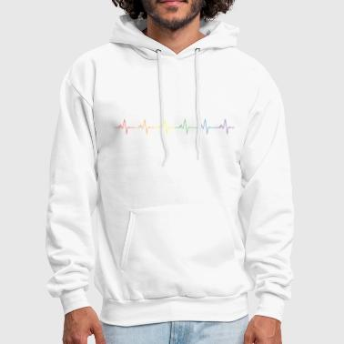 Gay Pulse - Men's Hoodie