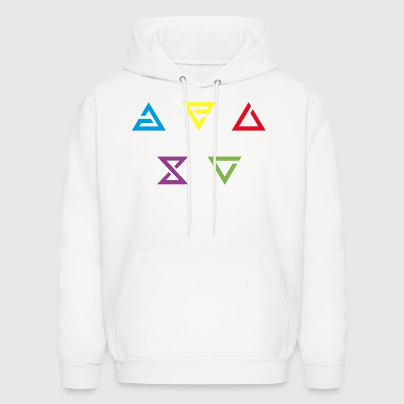 Witcher Signs - Men's Hoodie