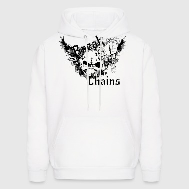 Break the Chains - Men's Hoodie