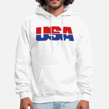 Team Usa USA - Men's Hoodie
