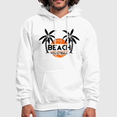 Beach Volleyball - Men's Hoodie
