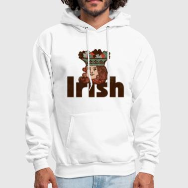 St Patricks Day Irish Player - Men's Hoodie