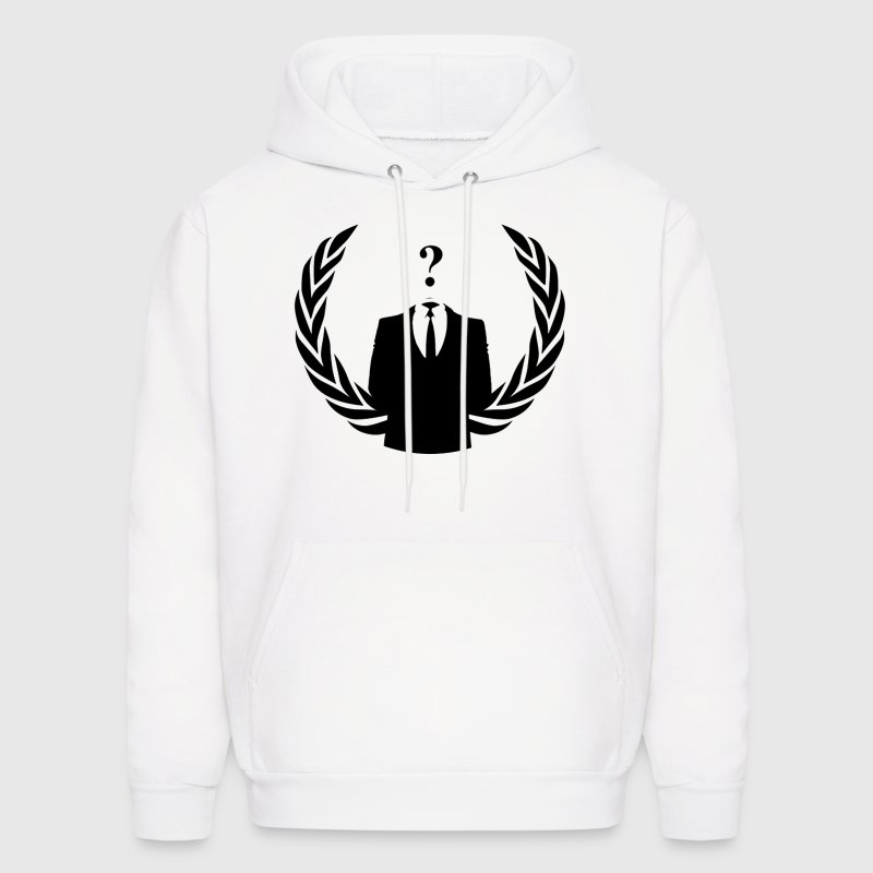 Anonymous Group - Men's Hoodie